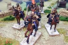 コサック騎兵