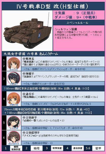 戦車シート